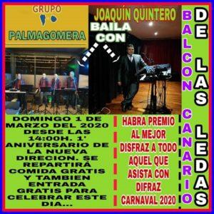 """Jahrestag der """"nueva direcion"""" in Las Ledas"""