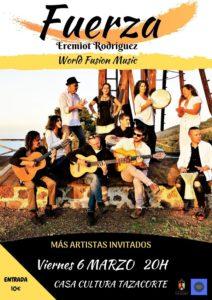 Konzert: Fuerza