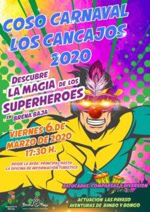 Coso Carnaval in Los Cancajos