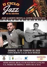 Jazz: José Alberto Medina und Javier Infante Duó