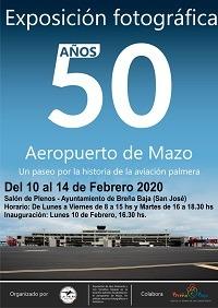 """Foto-Ausstellung """"50 Jahre Flughafen Mazo"""""""