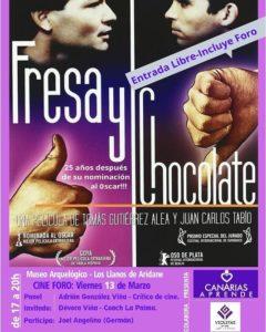 """Filmvorstellung """"Fresa y Chocolate"""""""