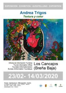 """Kunstausstellung """"Textura y color"""""""