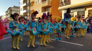 "Karneval 2020: Modenschau der Kinderschule ""Ping Pong"""