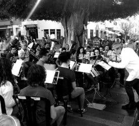 Karnevalkonzert in Los Llanos