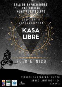 Musikkonzert Kasa Libre