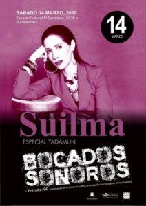 Konzert: Suilma - Bocados Sonoros