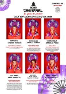Karneval 2020: Feierliche Wahl der Fantasiekostüme