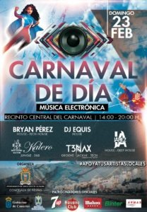 "Karneval 2020: Musikveranstaltung ""Elektro"""