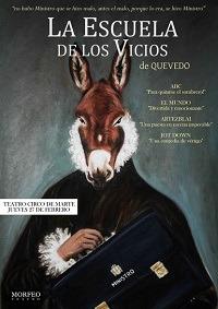 """Theater: """"La Escuela de los Vicios"""""""