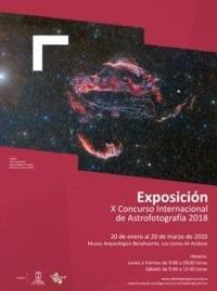 Ausstellung: X. Internationaler Astrofotographie-Wettbewerb 2018 - Geschlossen!