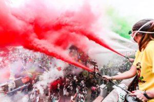 Karneval 2020: Großes Pulverfest in Los Llanos