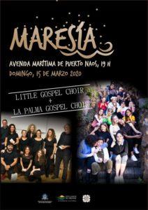Maresía in Puerto Naos - Verschoben!
