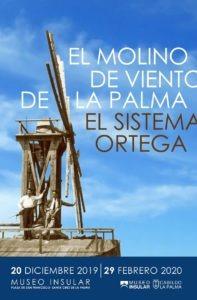"Ausstellung ""La Palmas Windmühle"""