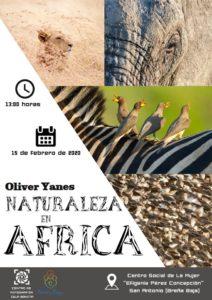 "Fotovorführung ""Naturaleza de Africa"""