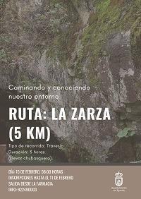 Wandern - la Zarza