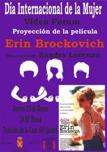 """Video-Forum mit Film """"Erin Brockovich"""""""