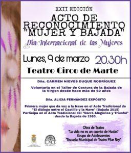 Veranstaltung zum Internationalen Frauentag