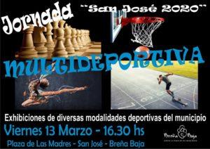 """Sportevent """"San José 2020"""""""