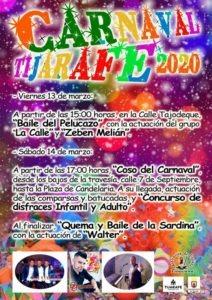Karneval in Tijarafe