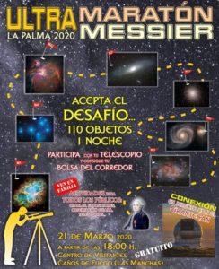 Ultramaratón Messier La Palma 2020-Gestrichen!