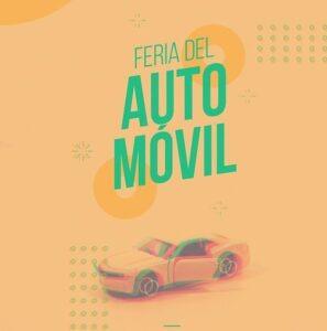 Automobilmesse in Los Llanos