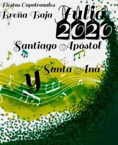 Co-Patronatsfest zu Ehren von Santiago Apóstol und Santa Ana