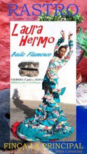 Baile Flamenco mit Laura Hermo