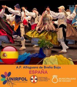 Internationales Festival für Folklore