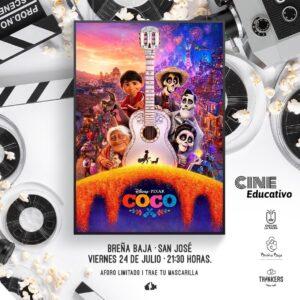 """Freilichtkino: Mexikanischer Film """"Coco"""""""