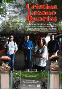 Konzert Cristina Lozano Quartet