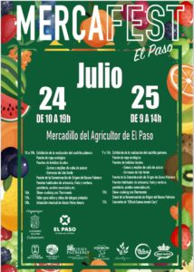 MercaFest auf dem Bauernmarkt in El Paso