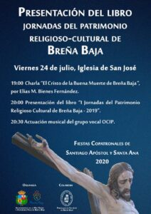 Buchvorstellung der ersten Konferenz des religiös-kulturellen Erbes der Breña Baja