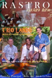 Livemusik auf dem Rastro Cultura Rual