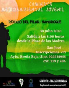 Wanderung von El Refugio El Pilar nach Nambroque