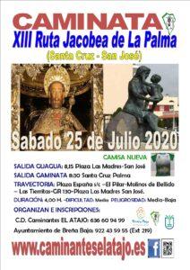 "Wanderung XIII Route ""Jacobea de La Palma"""