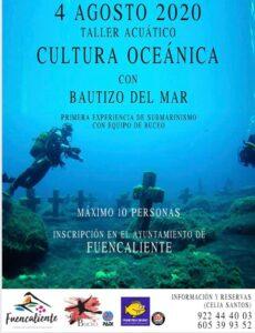 "Workshop Ozeankultur - ""Cultura Oceánica"""