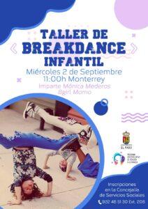 Breakdance Kurs für Kinder