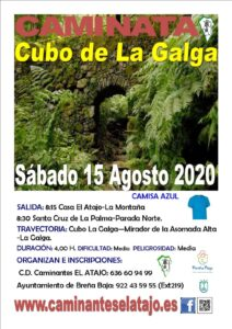 Wanderung Cubo de La Galga