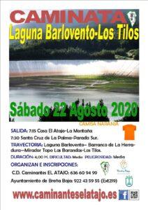 Wanderung Laguna Barlovento – Los Tilos