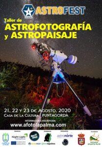 Fotoworkshop Astrofest