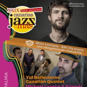 XXIX Festival Internacional Canarias Jazz & Más