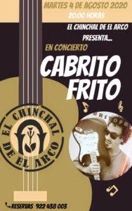 Konzert Cabrito Frito