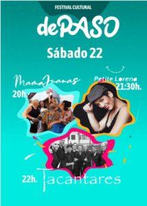 Konzert zur Fiesta de la Virgen