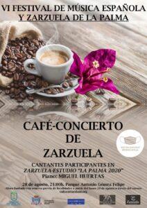 VI Festival de Música Española y Zarzuela de La Palma