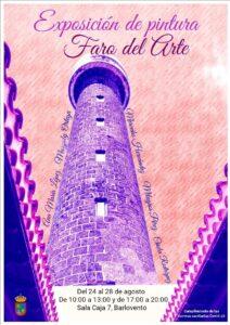 Kunstausstellung Faro del Arte