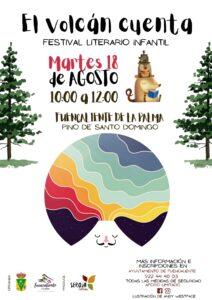 """Literaturfestival für Kinder """"EL VOLCÁN CUENTA"""""""