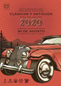 XVII Concentración de Vehículos Clásicos y Antiguos – Oldtimer Ausstellung