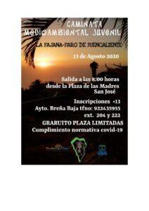 Wanderung La Fajana – Faro de Fuencaliente