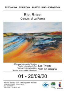 Ausstellung der Künstlerin Rita Reise